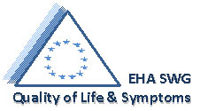 EUROPEAN HEMATOLOGY ASSOCIATION Scientific Working GroupQUALITY OF LIFE AND SYMPTOMS